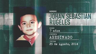 La Huella de un Crimen: Un secreto llevó a Johan Rugeles a morir asfixiado por su madre y su hermano