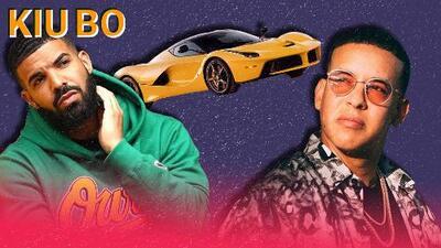 El gran acto 'futurista' de Drake es... ¿una copia a Daddy Yankee?