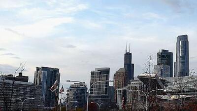 Chicago tendrá un amanecer de lunes nublado y frío, pero con bajas probabilidades de lluvias
