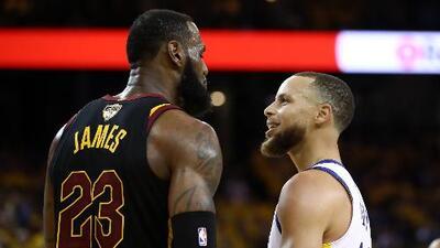 ¿Quién podría con Golden State?: aseguran que LeBron James se reunirá con los Warriors este verano