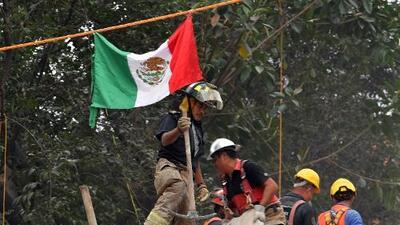México se levanta