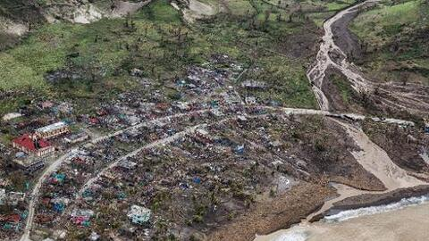 After Matthew Scenes Of Death And Destruction In Haiti
