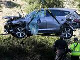 Tiger Woods no recuerda que iba conduciendo su auto al momento del accidente, según declaración jurada