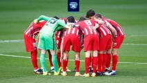 ¿Le está pesando al Atlético de Madrid la presión de sus perseguidores?