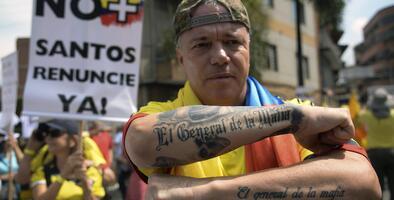 Detienen en Colombia a 'Popeye', el exjefe de sicarios de Pablo Escobar
