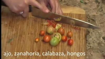 Receta saludable para preparar una deliciosa sopa de verduras