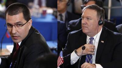 Así respondió Venezuela ante la solicitud de suspensión de la OEA que pidió EEUU