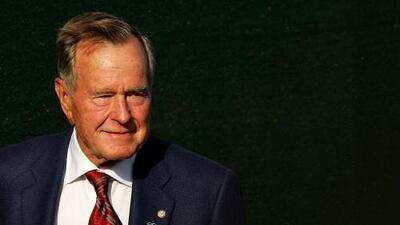 Muere George H.W. Bush, el presidente 41 de Estados Unidos y patriarca de una dinastía política