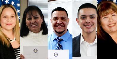 Asume concejo municipal en el Valle Central compuesto en su totalidad por hispanos