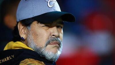 Una era dorada de la mano del 'Dios' argentino: Maradona y sus números con los de Sinaloa