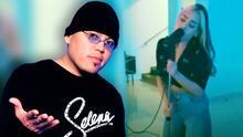 A.B. Quintanilla quiere grabar con Danna Paola: lo estremeció sin 'auto-tune' en Premios Juventud