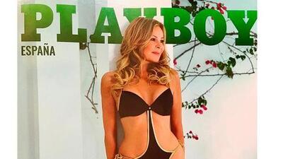 A sus 62 años, Ana Obregón es la portada de Playboy España