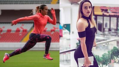 Melissa Herrera, la hermosa joya del fútbol latinoamericano femenino