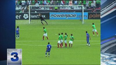 Los Magníficos 10 de México vs. El Salvador