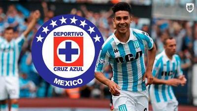 Cruz Azul podría cerrar el fichaje de 'Pol' Fernández este mismo fin de semana