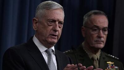 El Pentágono da por finalizado el ataque contra Siria, pero no descarta futuras represalias
