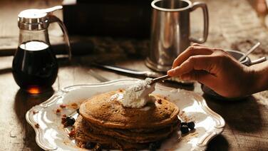 3 recetas de pancakes para el brunch dominical
