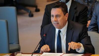 Embajador de Venezuela en la ONU acusa a varios países de la región de orquestar la 'Operación Libertad'