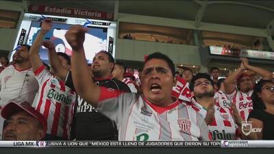 Corazón Fanático: En el regreso del Necaxa a la Liga MX vs Cruz Azul