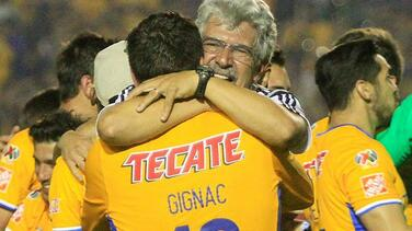 ¡Incomparables! Gignac se despide emotivamente del Tuca