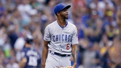 MLB investiga mensajes racistas hacia lanzador de los Cubs