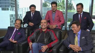 Una de las sorpresas de Premio Lo Nuestro: la actuación juntos de Alejandro Fernández y los Tigres del Norte