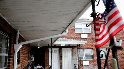 Vecinos del presunto atacante de Nueva York le recuerdan siempre con otros dos hombres