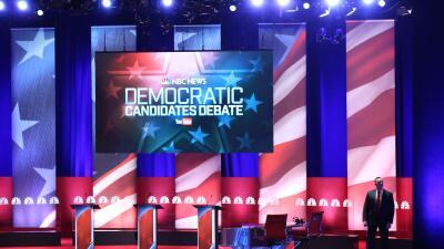 Sigue el cuarto debate demócrata en vivo