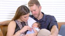 Marcela Pérez Barros, presentadora de Noticias 45 celebra su primer Día de las Madres con su bebé Leon Alexander