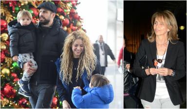 Las accidentadas vacaciones de Shakira y Piqué en Nueva York