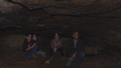 Explorando Arizona: Lava River Cave es una maravilla volcánica en medio de un bosque