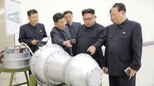 ¿Qué es una bomba de hidrógeno y cuáles serían sus efectos?