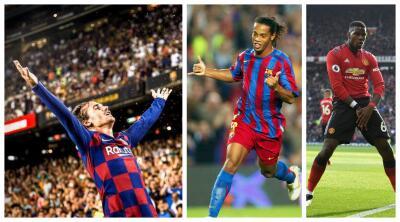 Los festejos más llamativos de los futbolistas
