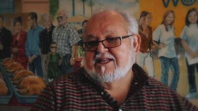 Frank García, filántropo que lleva más de tres décadas ayudando a la comunidad hispana