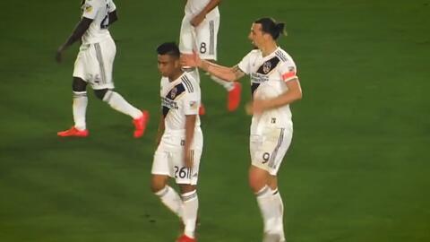 Efraín Álvarez, la joya del L.A. Galaxy que se roba todos los elogios en la MLS