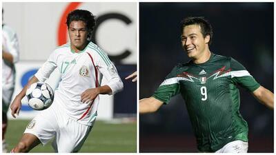 Luis Ángel Landín y 'Cubo' Torres son los máximos goleadores mexicanos en este 2017