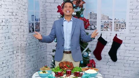 Seis buenos consejos para no romper la dieta y alejarte de las tentaciones en la cena de Navidad