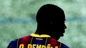 Ousmane Dembélé será operado y estaría cuatro meses de baja