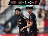 Agónico gol de Jürgen Damm hace avanzar a Atlanta a cuartos de final