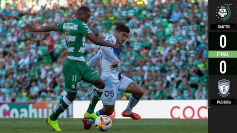 Santos Laguna 0-0 Pachuca - RESUMEN  - JORNADA 13 - CLAUSURA 2019- Liga MX