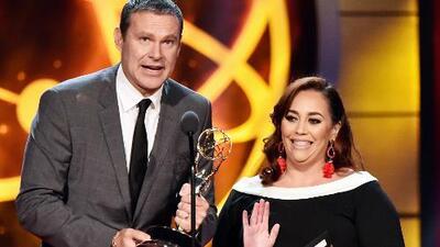 Esta es la razón por la que fue tan emotivo el discurso de Despierta América en los premios Emmy