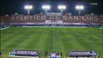 Resumen del partido Atlético San Luis vs Toluca