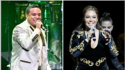 Chiquis Rivera y Lorenzo Méndez confirman su relación con estas fotos