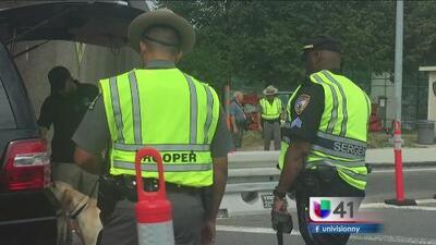 Refuerzan seguridad en New York ante ataque