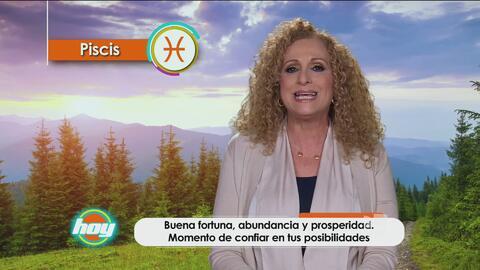 Mizada Piscis 21 de abril de 2016