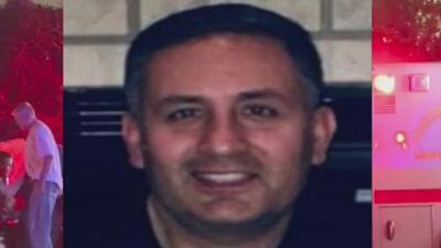 Con honores: es enterrado el buzo que murió cuando intentaba rescatar a un hispano en el Río Chicago
