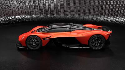 Abróchate el cinturón James Bond, Aston Martin anunció que su hiperauto híbrido superará los 1,000 caballos de fuerza