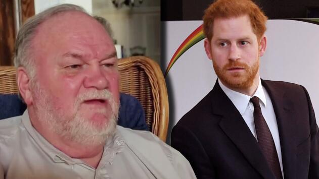 Chocan los discursos del príncipe Harry y su suegro: uno está complacido y el otro decepcionado