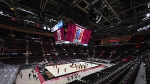 NBA pospone juegos de los Washington Wizards ante los Cleveland Cavaliers por coronavirus