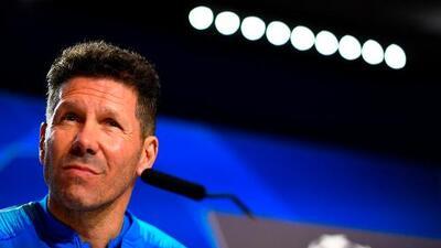 Simeone cree que tanto la Juve como el Atleti tienen las mismas posibilidades de ganar